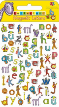 Image for New Magnetic Letters