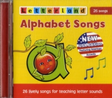 Alphabet Songs CD