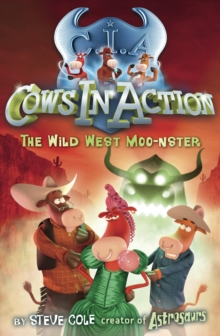 Image for The Wild West moo-nster