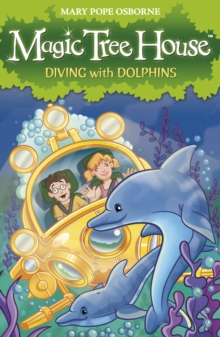 Image for Diving with dolphins!
