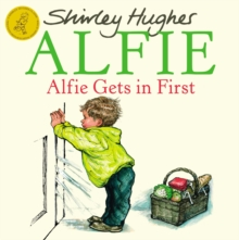 Image for Alfie gets in first