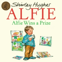Image for Alfie wins a prize