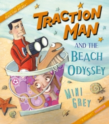 Image for Traction Man and the beach odyssey