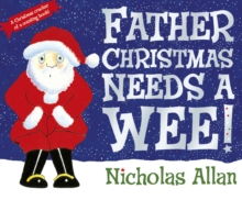 Image for Father Christmas needs a wee!