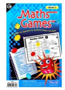 Image for Maths Games Lower : A Hands-on Approach to Reinforce Maths Concepts