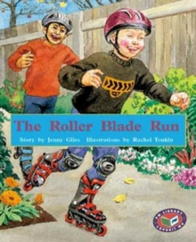 Image for The Roller Blade Run