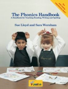 Image for The Phonics Handbook : in Precursive Letters (British English edition)