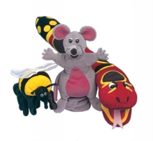 Image for Jolly Phonics Puppets : Set of all 3