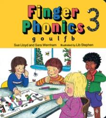 Image for Finger phonics 3