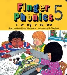Image for Finger phonics 5