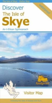 Image for Discover the Isle of Skye : Waterproof Map