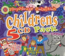 Image for PlayHouse collection  : children's 5 CD pack