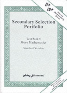 Image for Secondary Selection Portfolio