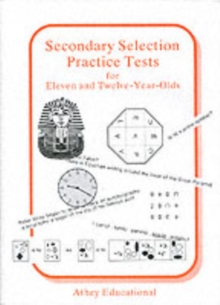 Image for Secondary Selection Practice Tests for Eleven and Twelve-year-olds