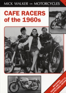 Image for Cafe Racers of the 1960s