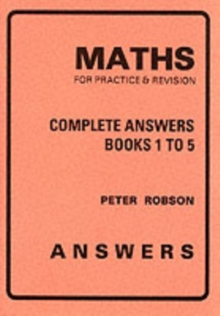 Image for Maths for Practice and Revision