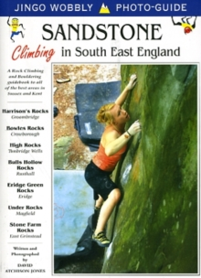Image for Sandstone  : climbing in south east England