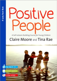 Image for Positive people  : a self-esteem building course for young children (Key Stages 1 & 2)