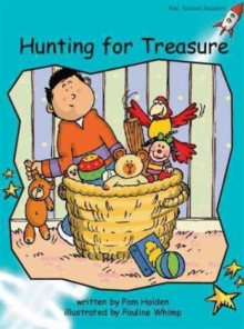 Image for Red Rocket Readers : Fluency Level 2 Fiction Set A: Hunting for Treasure
