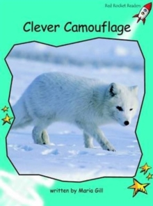 Image for Red Rocket Readers : Fluency Level 2 Non-Fiction Set A: Clever Camouflage