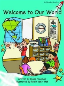 Image for Red Rocket Readers : Fluency Level 2 Fiction Set B: Welcome to Our World