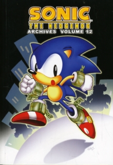 Image for Sonic The Archives 12
