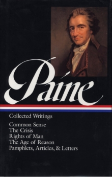 Image for Thomas Paine : Collected Writings (LOA #76)