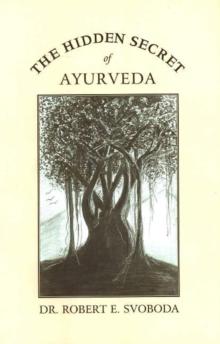 Image for Hidden Secret of Ayurveda