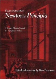 Image for Selections from Newton's Principia
