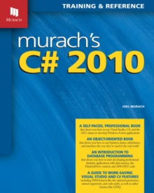 Image for Murach's C# 2010