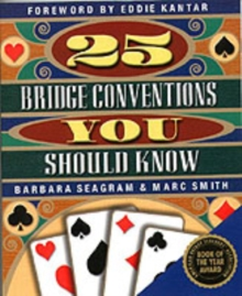 Image for 25 Bridge Conventions You Should Know