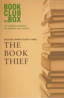 Image for Bookclub-in-a-Box Discusses 'The Book Thief', the Novel by Markus Zusak
