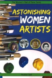 Image for Astonishing Women Artists