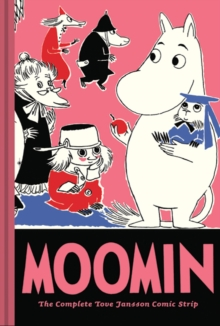 Image for Moomin  : the complete Tove Jansson comic stripBook 5