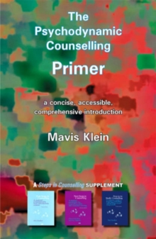 Image for The Psychodynamic Counselling Primer