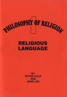 Image for Religious Language