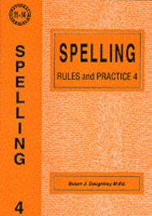 Image for Spelling Rules and Practice