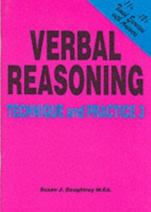 Image for Verbal Reasoning