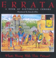 Image for Errata  : a book of historical errors