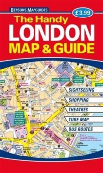 Image for The Handy London Map & Guide