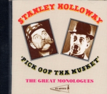 Image for Great Monologues : Stanley Holloway, etc.