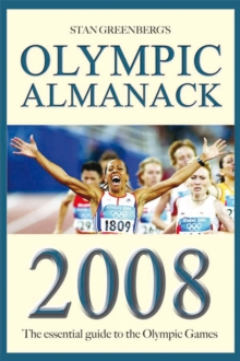 Image for Stan Greenberg's Olympic almanack  : the encyclopedia of the Olympic Games