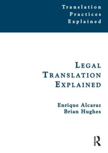 Image for Legal translation explained
