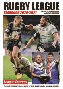 Image for Rugby League Yearbook 2020-2021 : A Comprehensive Account of the 2020 Rugby League Season