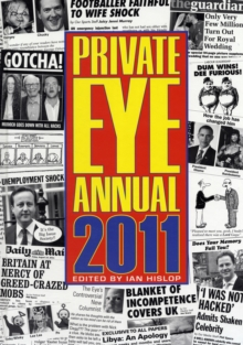 Image for The Private Eye annual 2011