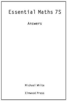 Essential Maths 7s Answers