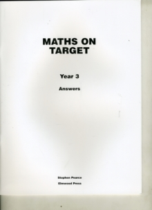 Image for Maths on Target Year 3 Answers