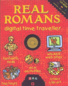 Image for Real Romans  : digital time traveller