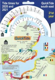 Image for QuickTide south east : Tide times for 2020 and 2021:  21st year