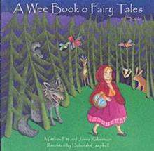 A wee book o' fairy tales in Scots - Fitt, Matthew